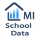 MI School Data graphic and link to Douglas Road's data